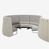 Le Mur - Soft seating (Office furniture)