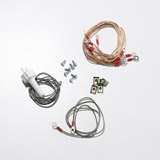 Earthing set - Cable accessories (Accessori)