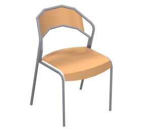 Tango - Chairs (Education furniture)
