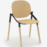 Uno - Chairs (Office furniture)