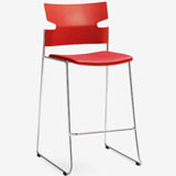 Stack barstool - Stoelen (Kantoormeubelen)