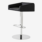 Boxer bar stool - Stole (Møbler - Office)