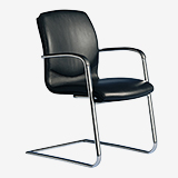 Cambio XXL visitorchair - Chairs (Office furniture)
