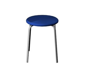 Frisbee - Chairs (Education furniture)