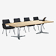 Centrum Grande - Conference tables (Office furniture)