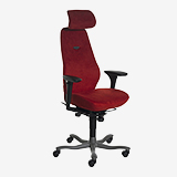 Plus[6] - Desk chairs (Office furniture)