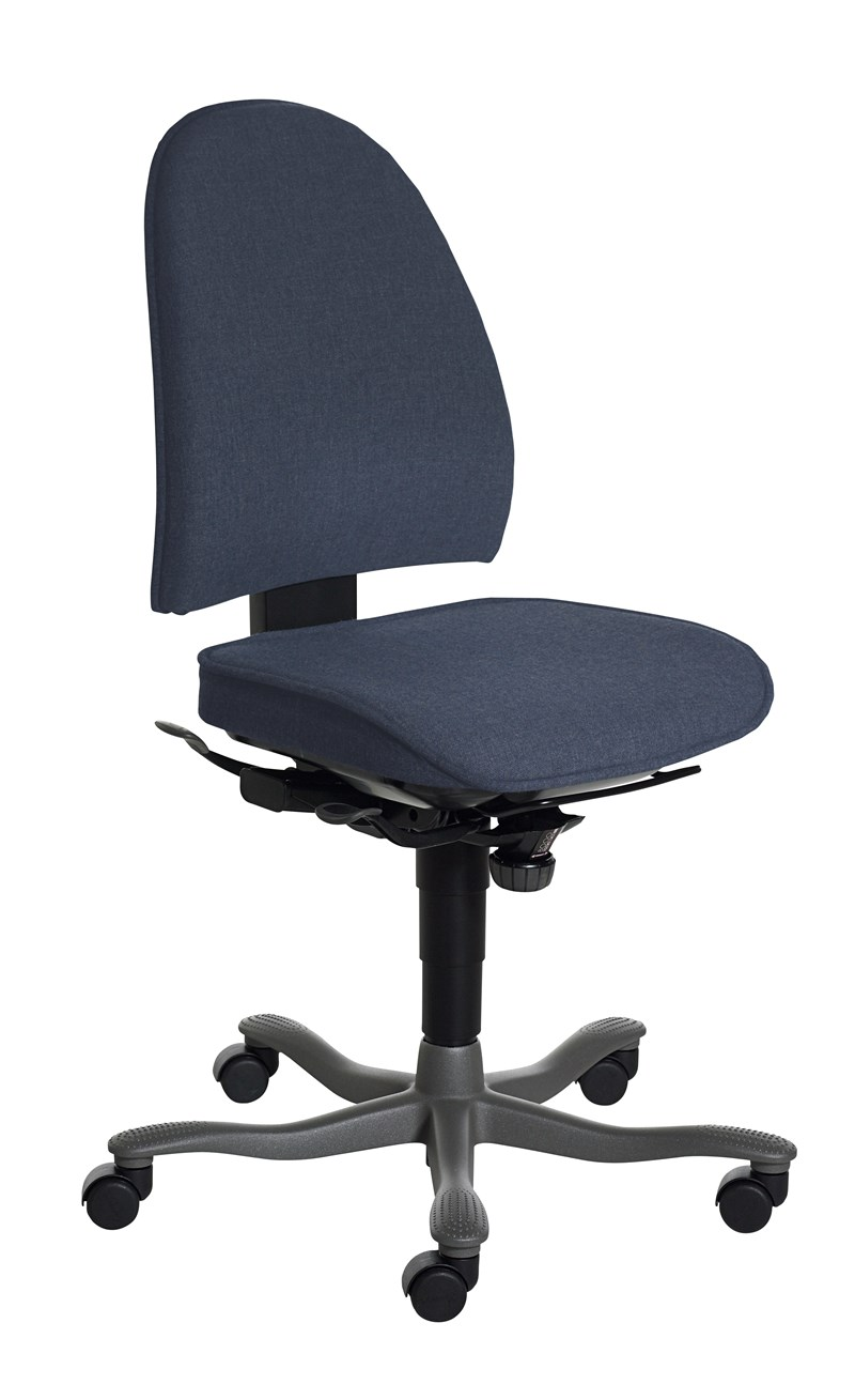 Chaise de bureau kinnarps for Chaise de travail ergonomique