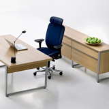 Deciso Work table - Executive (Office furniture)