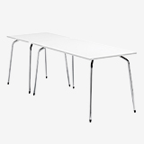 Mayflower table - Extension tables (Office products)