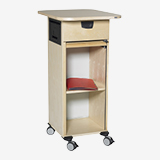 Serie[e] Classroom storage - Classroom storage units (Education furniture)