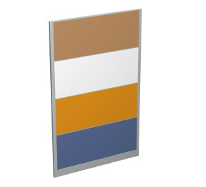 Rezon Freestanding screens - Screen systems (Education products)