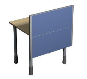 Rezon Desktop screens - Office screens (Office furniture)