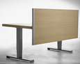 Rezon Desktop screens - Screen systems (Office furniture)