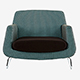 Jeffersson Easy-chair - Zitmeubilair (Producten)