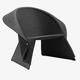Coat - Soft seating (Office furniture)