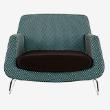 Jeffersson Easy-chair - Soft seating (Office products)
