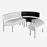 Longo - Soft seating (Education products)