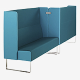 Monolite High - Soft seating (Office furniture)