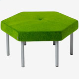 Trixagon Stool - Soft seating (Office furniture)