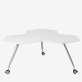 Trixagon table - Training tables (Office products)