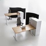 Series[f]city - Desks (Office furniture)
