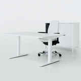 Series[P] - Work tables (Office furniture)