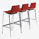 Mayflower Bar stool - Chairs (Office furniture)